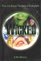 Wicked Alternate Cover