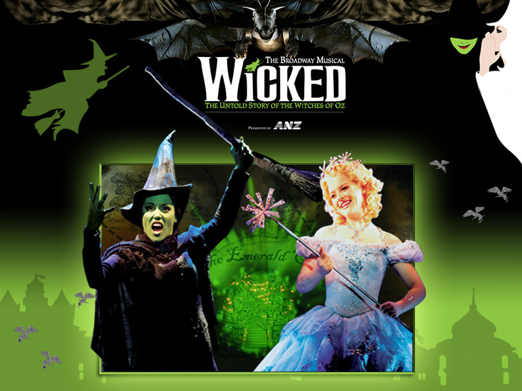 wicked wallpaper wicked wallpaper 2669689 fanpop