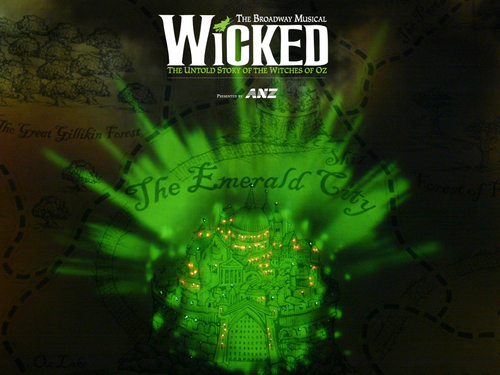 Wicked fond d'écran