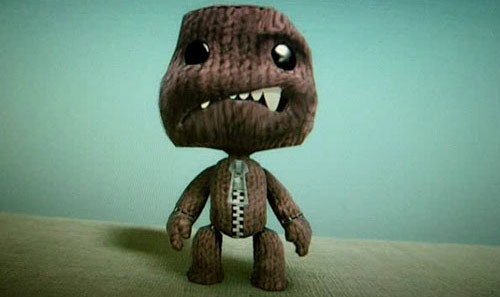 You wouldnt like me when Im angry... - little-big-planet Photo