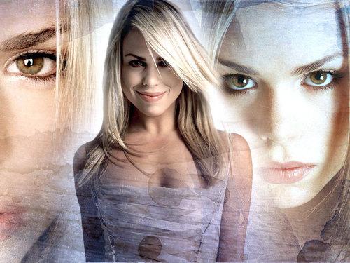 Billie Piper Hintergrund titled billie