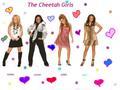 by shreshtha - the-cheetah-girls fan art