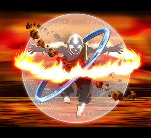 Avatar: The Last Airbender wallpaper called cool avatar pic