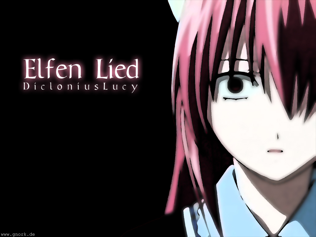 Elfen Lied Backgrounds → Anime