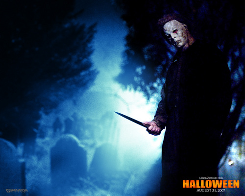 Michael Myers wallpaper entitled halloween