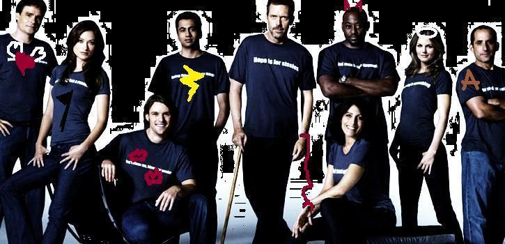 house's team