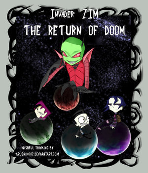 invader zim return of doom