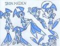 iorn maiden
