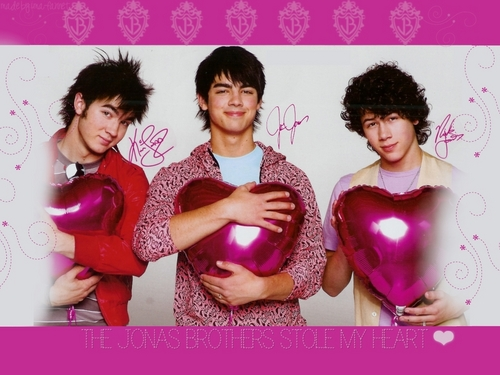 jonas_brothers- stole my heart