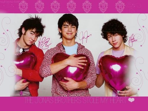 jonas_brothers- estola my corazón