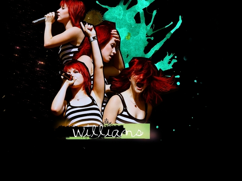 paramore hayley williams wallpaper. paramore - Paramore Wallpaper