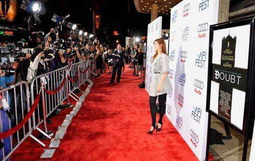 'Doubt' Premieres