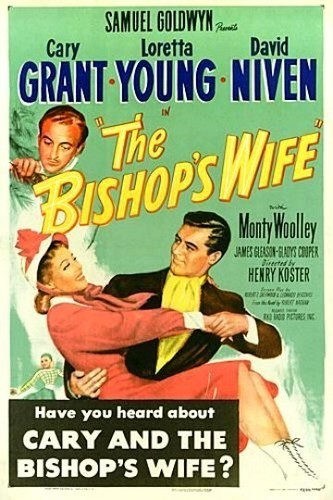 1947 Poster For The Bishop's Wife