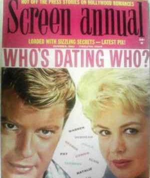 1959 Vintage fã Magazine