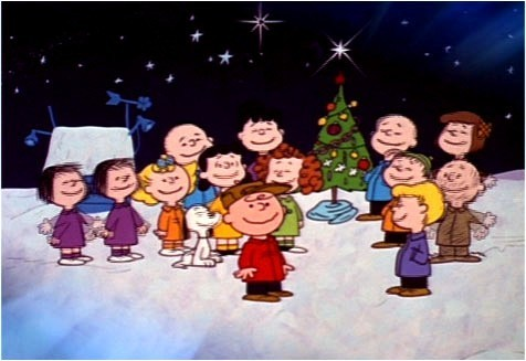 A Charlie Brown pasko