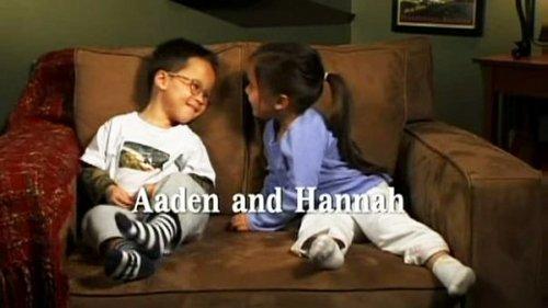 Aaden and Hannah