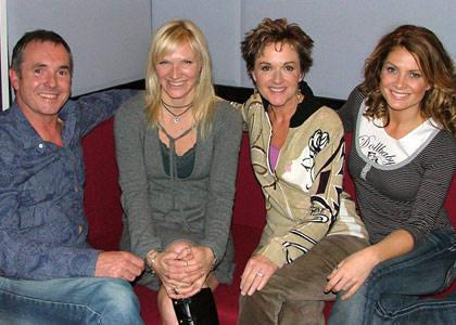 Alan, Jo, Jackie and Nat