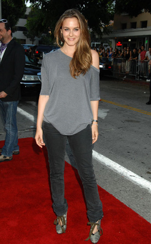 Alicia at The Pineapple Express premiere