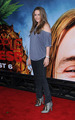 Alicia at The Pineapple Express premiere - alicia-silverstone photo