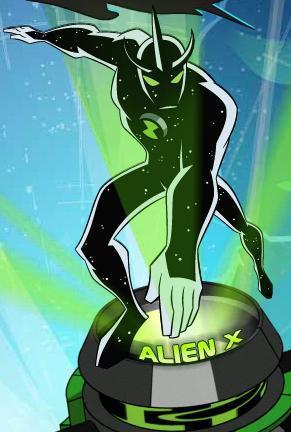 AlienX