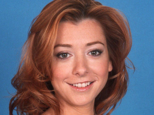 Alyson Hannigan wallpaper entitled Alyson