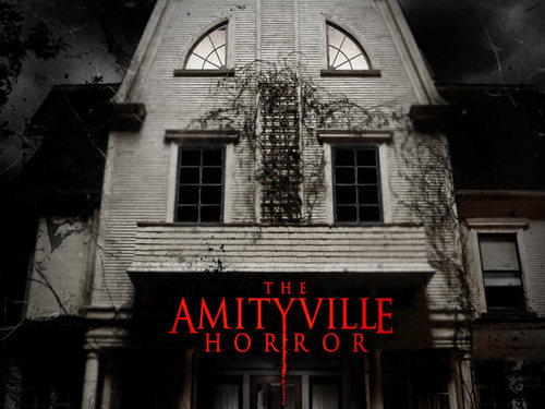 Amityville Horror w'paper