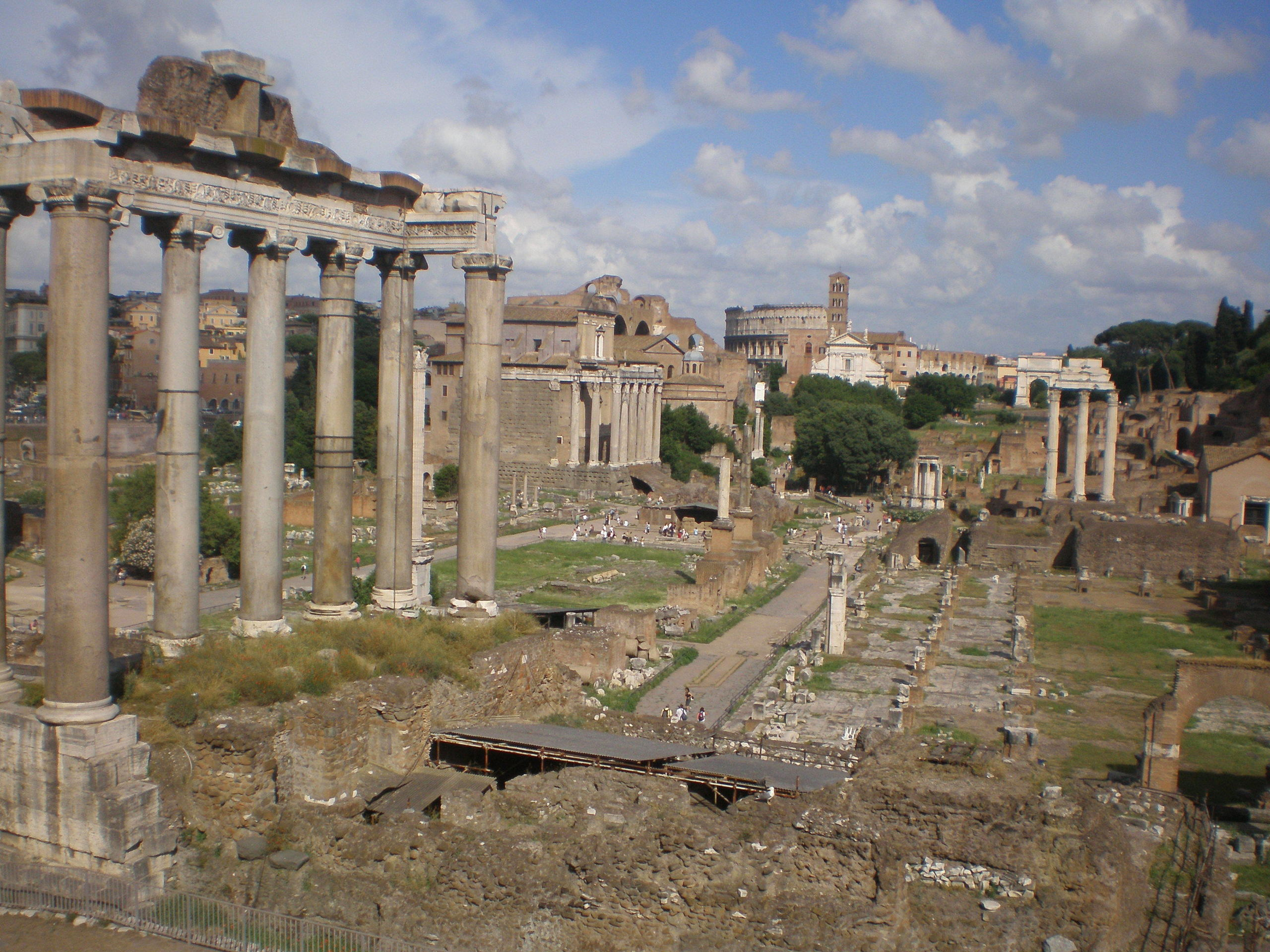 a history of rome The trouble with most of our attempts to tell the story of rome—to deploy rome as a metaphor in current events, for that matter—is that we tend to focus on the.