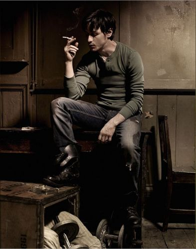 Arena photo shoot - james-mcavoy Photo