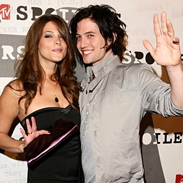 Ashley & Jackson at MTV's Spoilers