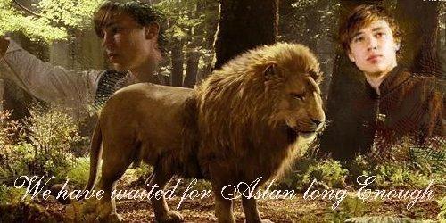 Aslan and Piter