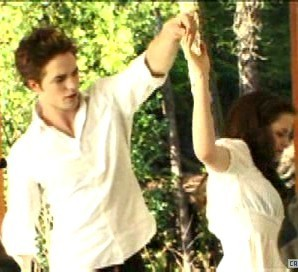 Twilight Series wallpaper called BTS Footage #2