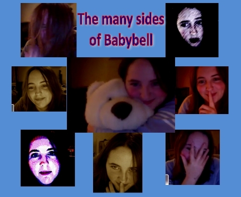 Babybell, a collage!!