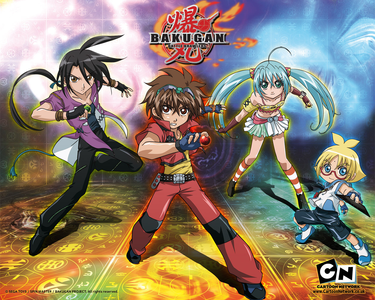 brawlers images bakugan hd wallpaper and background photos