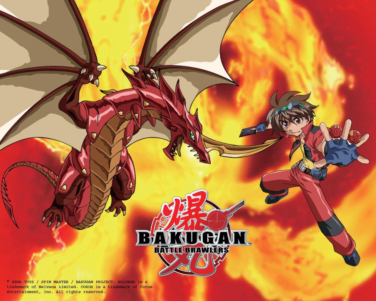 Bakugan Battle Brawlers Full Episodes Download
