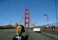 Barack on the Road