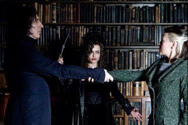 Bella, Narcisa & Snape