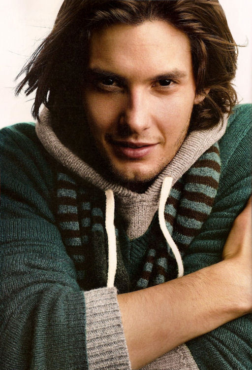 Ben Barnes - Photo Set