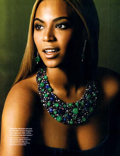 Beyone - Instyle Magazine Nov '08