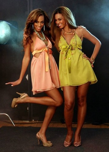 Beyone and solange knowles