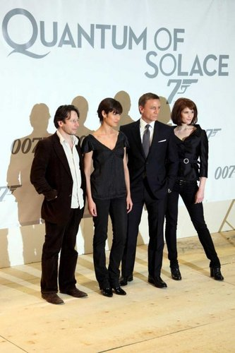 Bond and Bond Girls