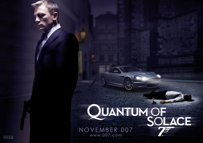 Quantum of Solace images Bond HD wallpaper and background photos ...