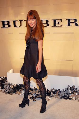 burberry Store Grand Reopening