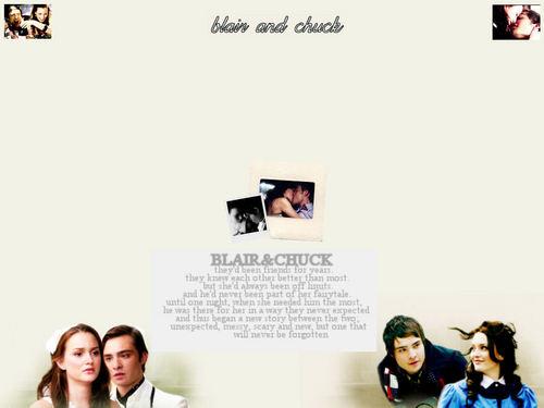 CHUCK AND BLAIR-