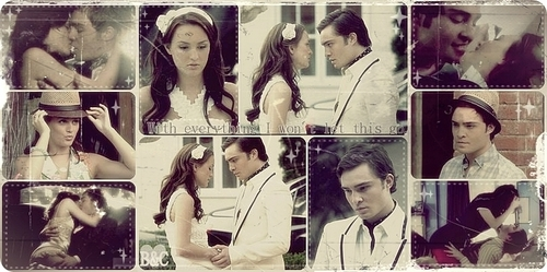CHUCK & BLAIR l'amour ALWAYS&4EVER! MoMeNtS