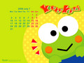 Calendar Wallpaper - keroppi wallpaper