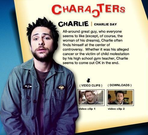 Charlie Profil