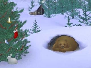 giáng sinh chịu, gấu ... giáng sinh 2008