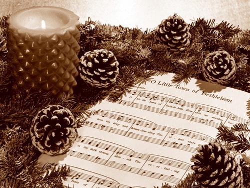 Christmas Music - christmas Wallpaper