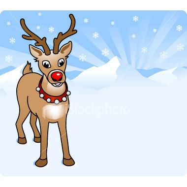 giáng sinh Reindeer ... Christnas 2008