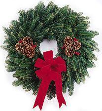 Christmas Wreaths ... Christmas 2008